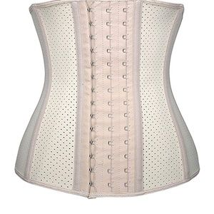 Yianna Latex Corset Waist Trainer Girdle